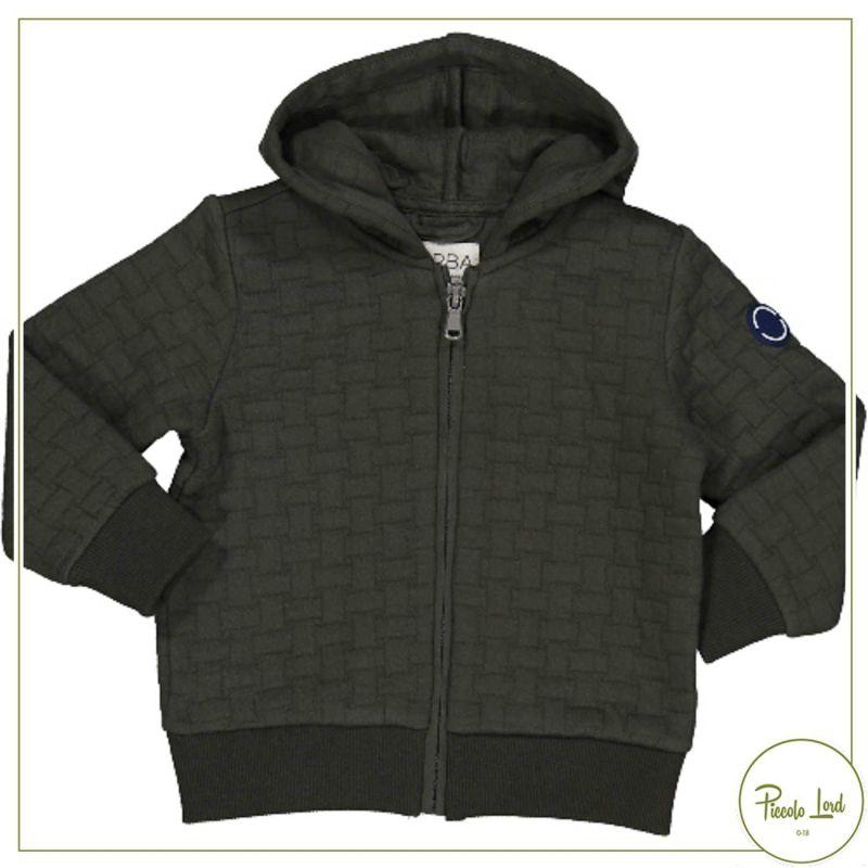 Cardigan Birba/Trybeyond Verdone Abbigliamento Bambini Autunno Inverno 2021 36819