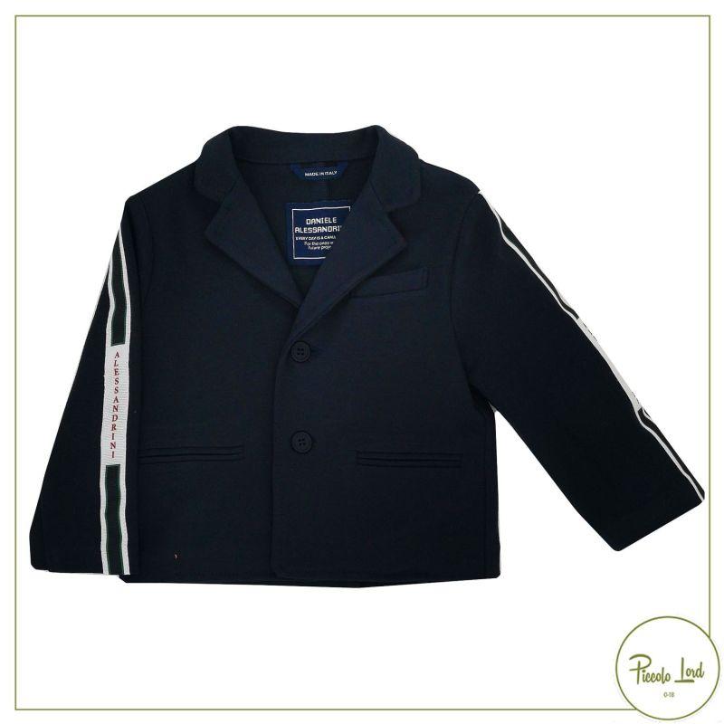 Giacca Alessandrini Blue Abbigliamento Bambini Autunno Inverno 2021 1291J0722