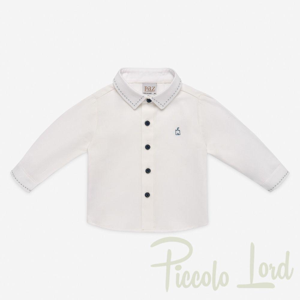 Camicia Paz Rodriguez Abbigliamento Autunno Inverno 2019 006-15730cdg