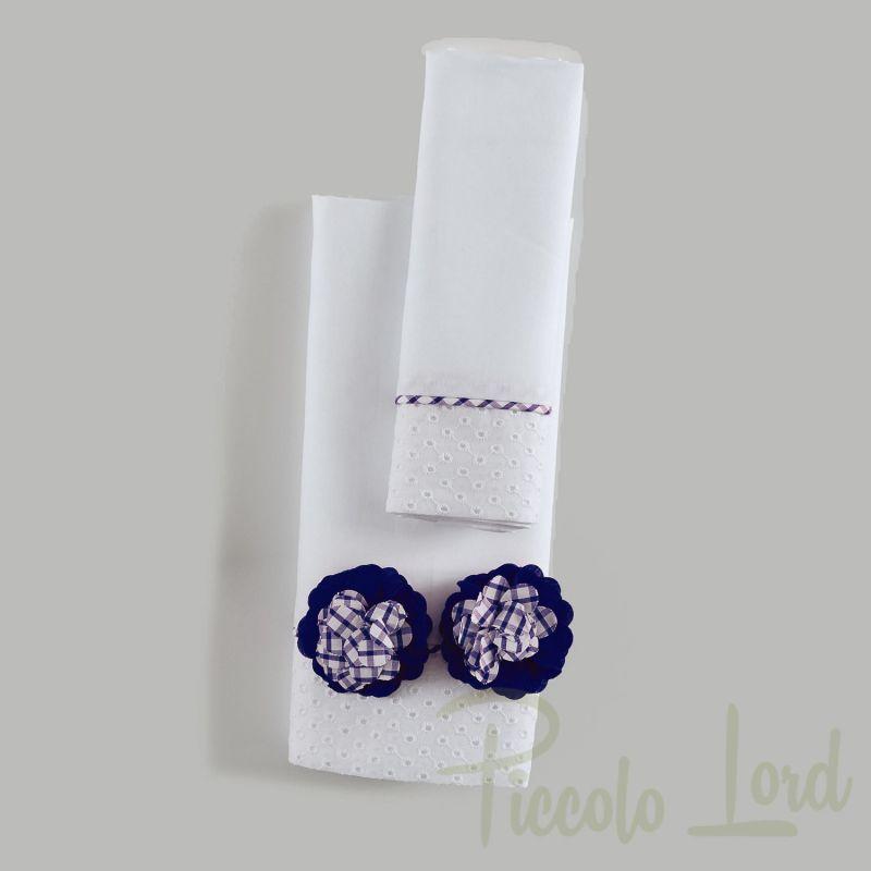 E20LE11#BL01 Lenzuolo Ninnaoh Abbigliamento Primavera Estate 2020 Piccolo Lord Bari