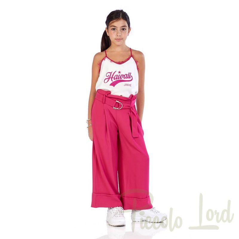 Pantalone J'Aimè Abbigliamento Primavera Estate 2020 2316G-PN