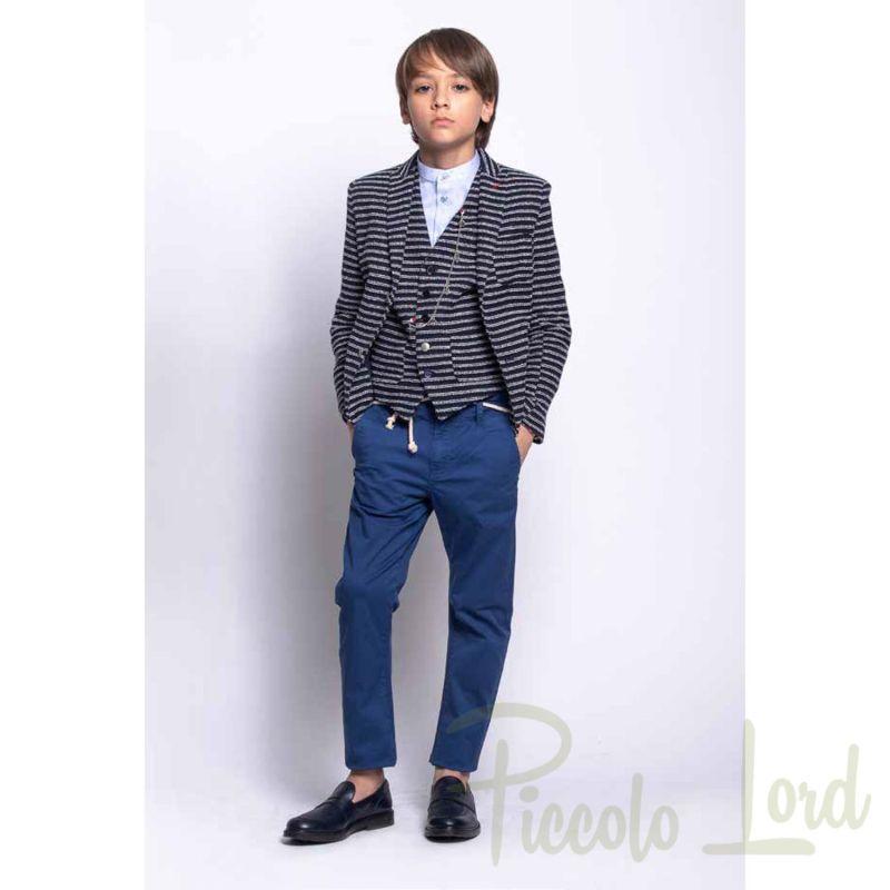 Giacca Alessandrini Abbigliamento Primavera Estate 2020 1235J0612