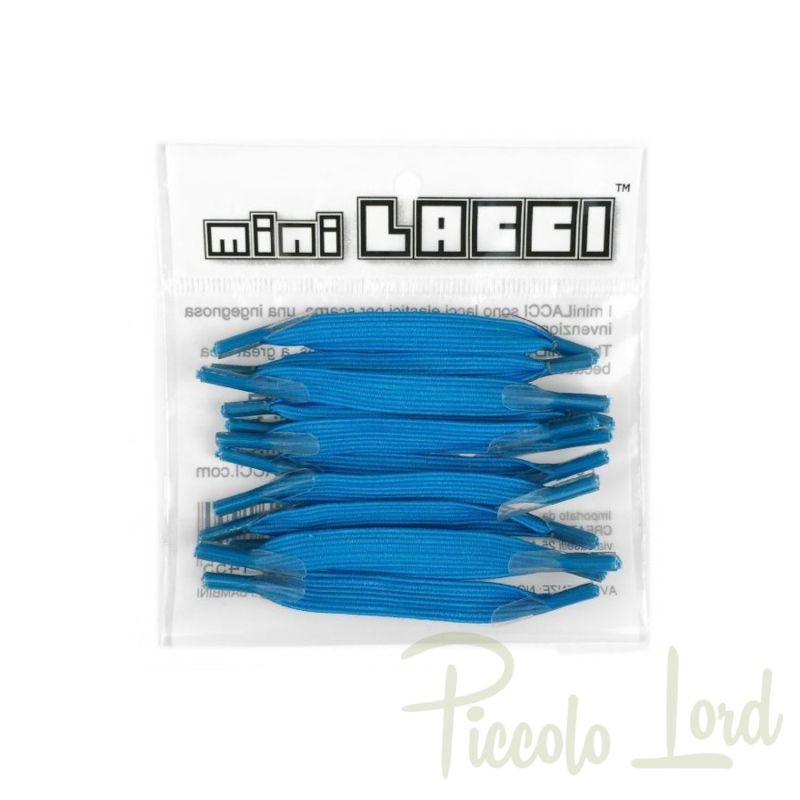 ML-03 Mini Lacci Azzurro Accessori per completare l'outfit