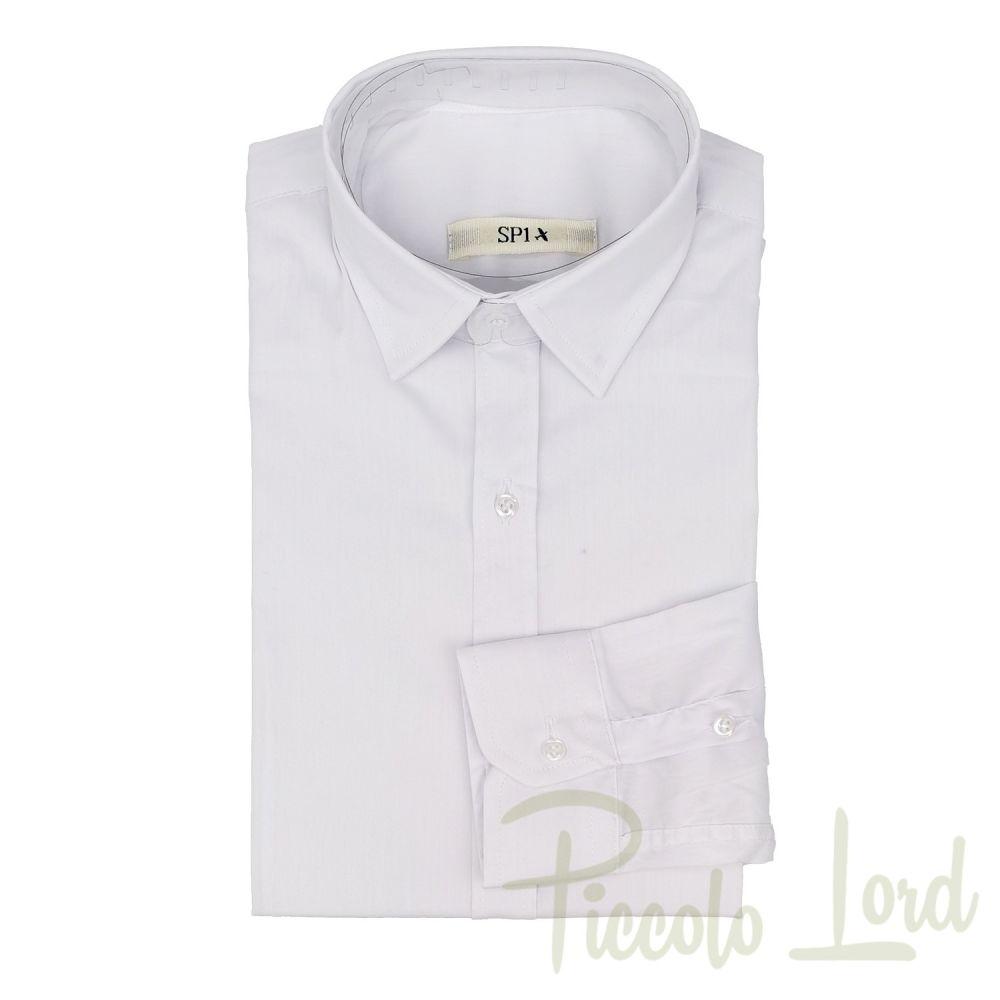 Camicia Sp1 Abbigliamento Primavera Estate 2020 B3401248