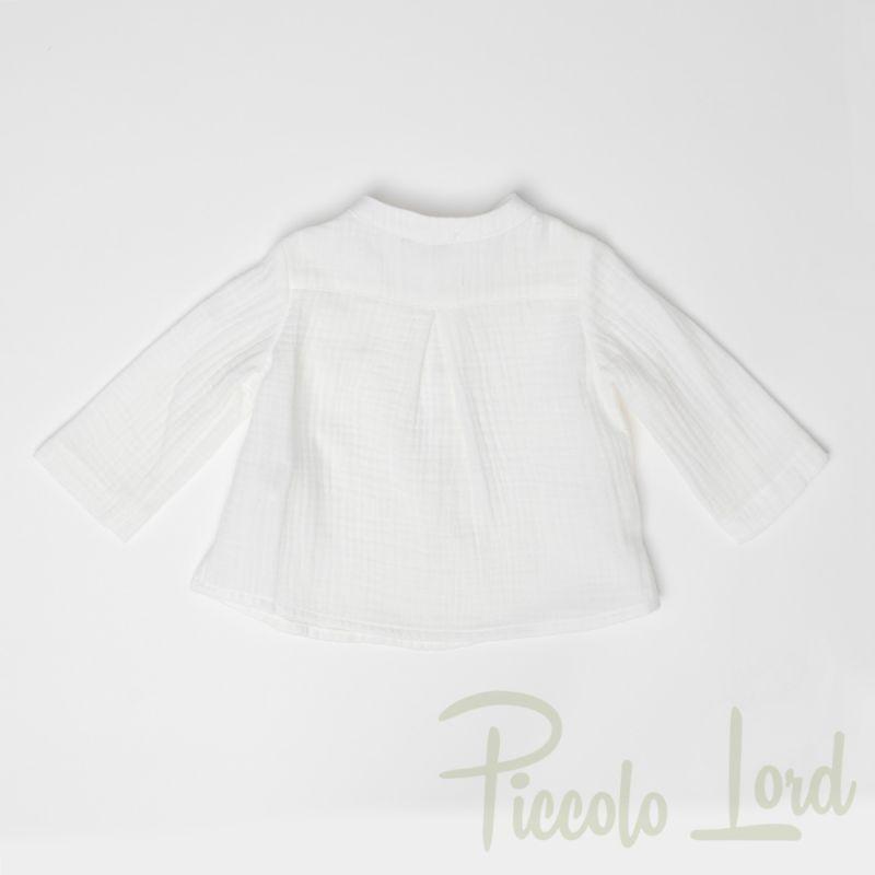 P20B3630 Camicia Fina Ejerique Abbigliamento Primavera Estate 2020 Piccolo Lord Bari