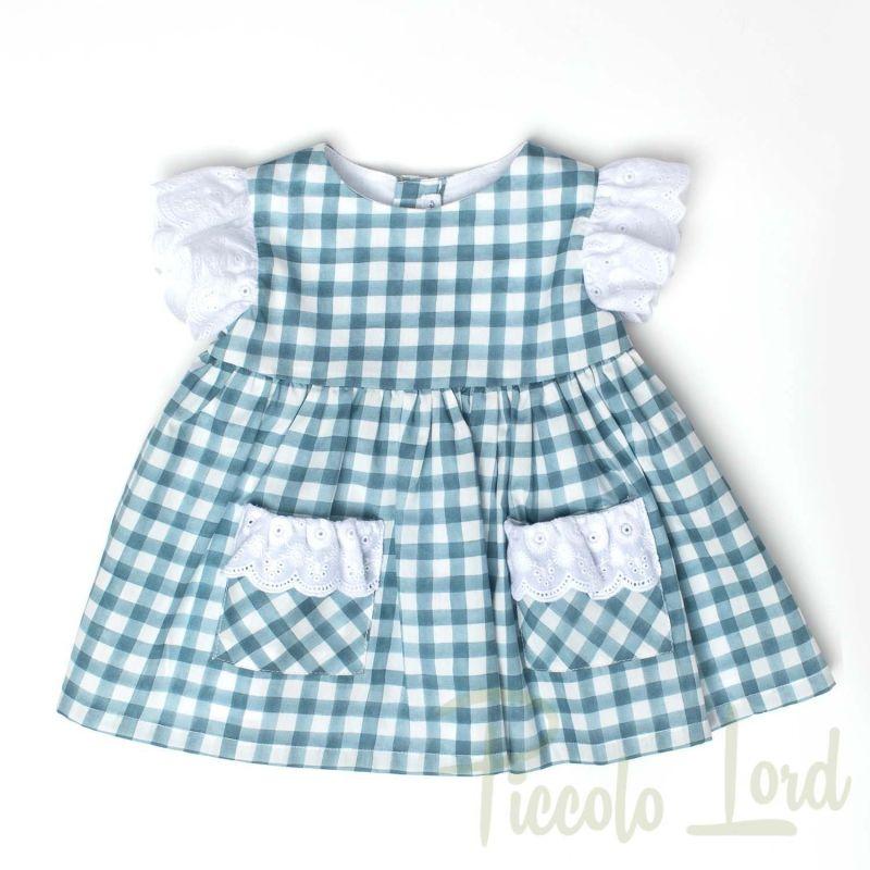 P20A1037 Abito Fina Ejerique Abbigliamento Primavera Estate 2020 Piccolo Lord Bari