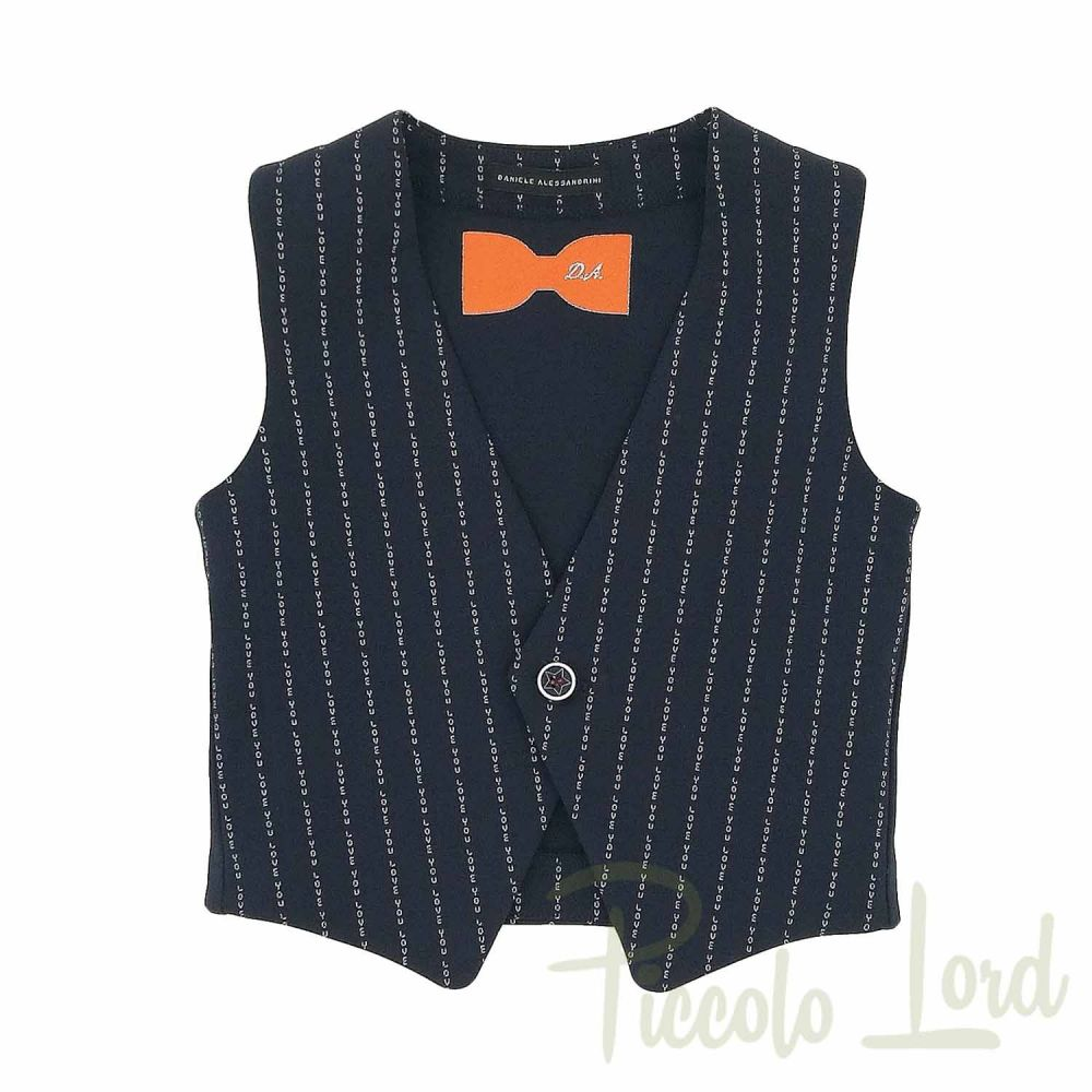 Gilet Alessandrini Abbigliamento Primavera Estate 2020 1295B0317