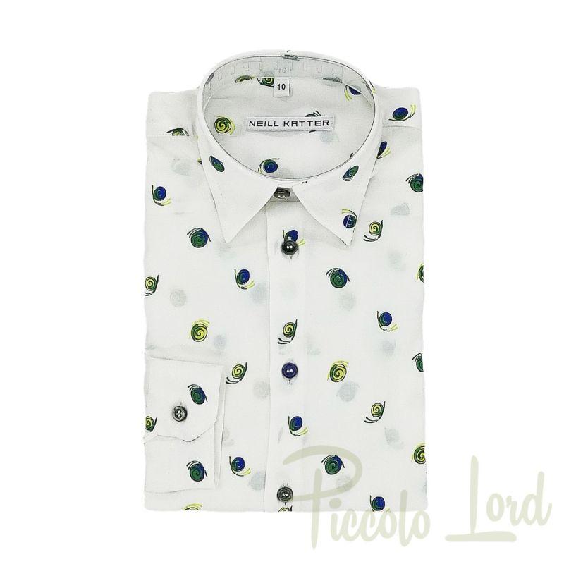 50179 Camicia Neill Katter Abbigliamento Primavera Estate 2020 Piccolo Lord
