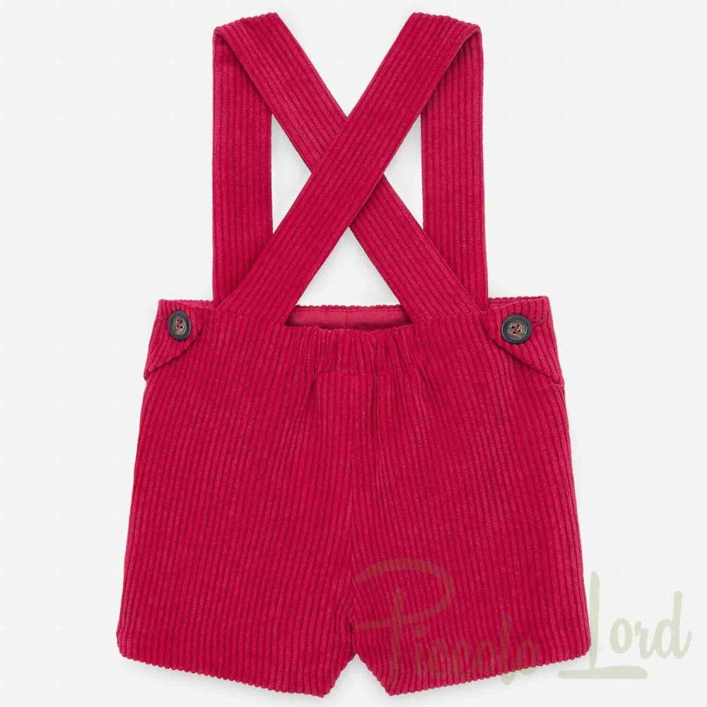 SHORT Paz Rodriguez Abbigliamento Neonato Autunno Inverno 2020 007-25982