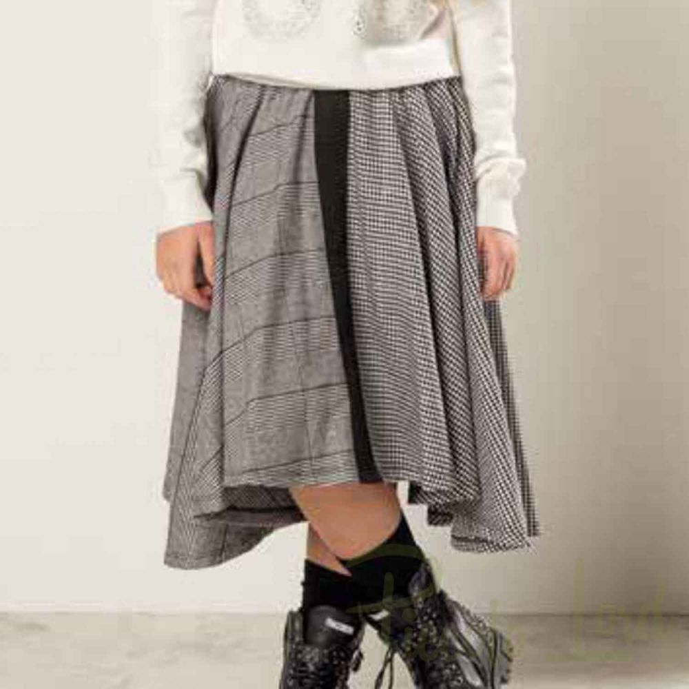 MINI Fracomina Multicolor Abbigliamento Bambini Autunno Inverno 2020 F520WG1014W09801-210