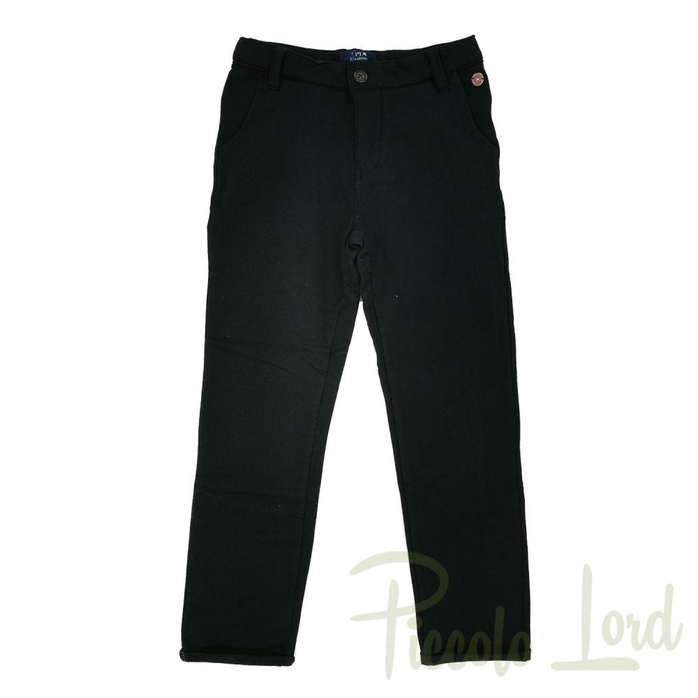 Pantalone SP1 Nero Abbigliamento Bambini Autunno Inverno 2020 B3101852