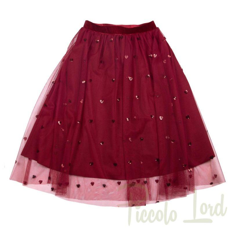 Gonna NORINA Elsy Abbigliamento Bambini Autunno Inverno 2020 5201-AI20