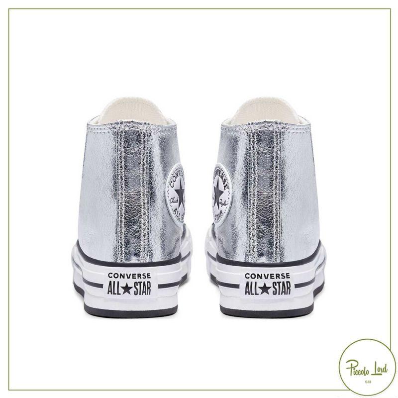 Sneakers Converse Silver PE21 Calzature Bambini Primavera Estate 2021 670547C