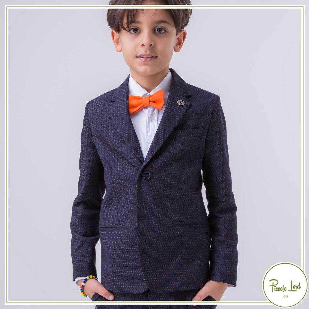 Giacca Alessandrini Blue Abbigliamento Bambini Primavera Estate 2021 1235J0793