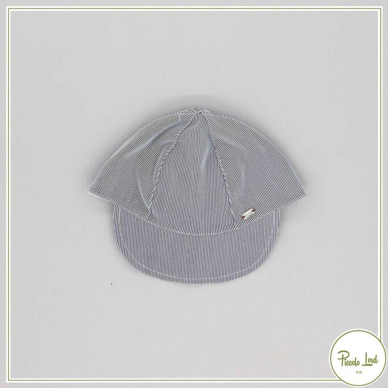 Cappello Ninnaoh Ancora Abbigliamento Neonato Primavera Estate 2021 E21233#ANBL