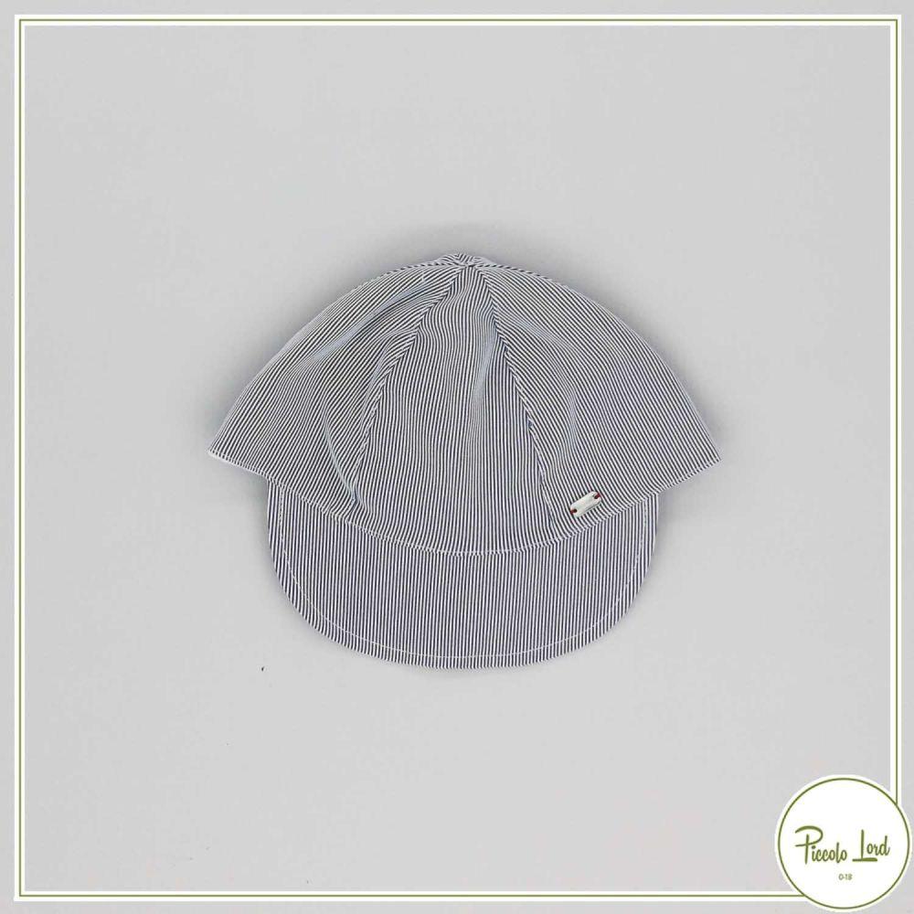 E21233#ANBL Cappello Ninnaoh Ancora Abbigliamento Neonato Primavera Estate 2021 per completare l'outfit
