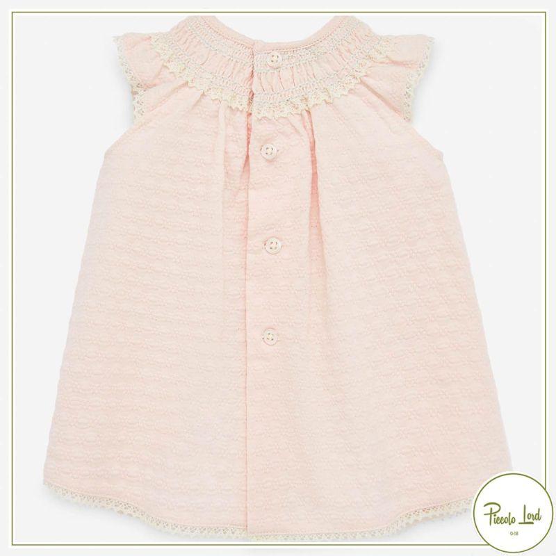Dress Paz Rodriguez Tangerine Abbigliamento Neonato Primavera Estate 2021 004-39440