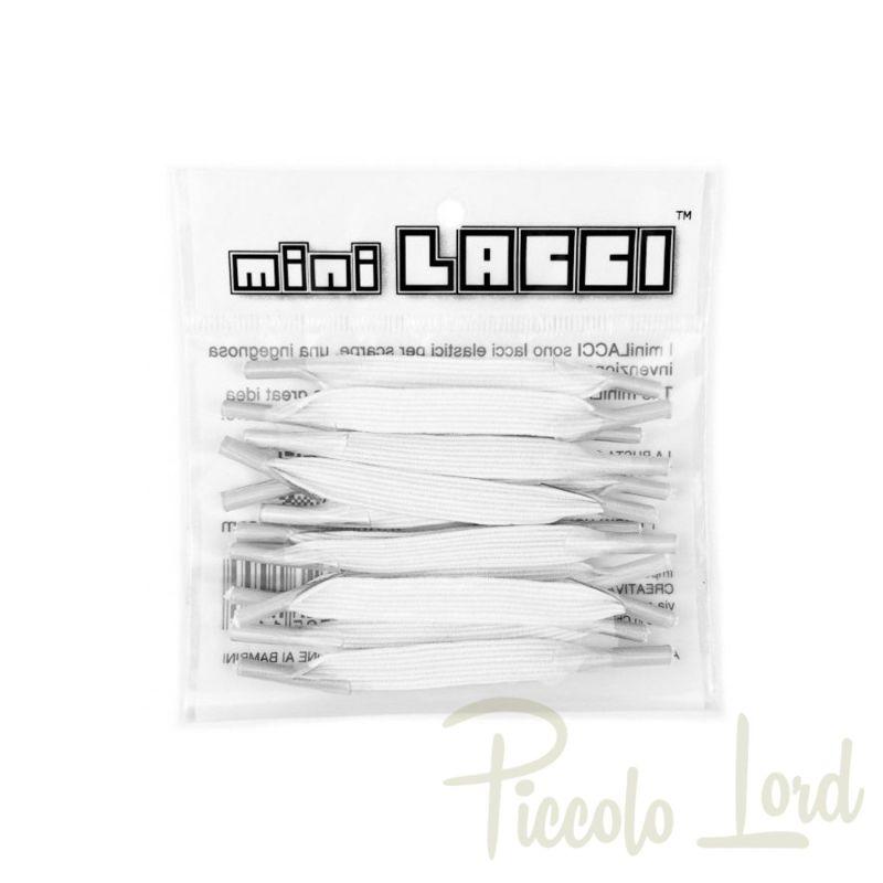 Mini Lacci Bianco Calzature Primavera Estate 2020 ML-00