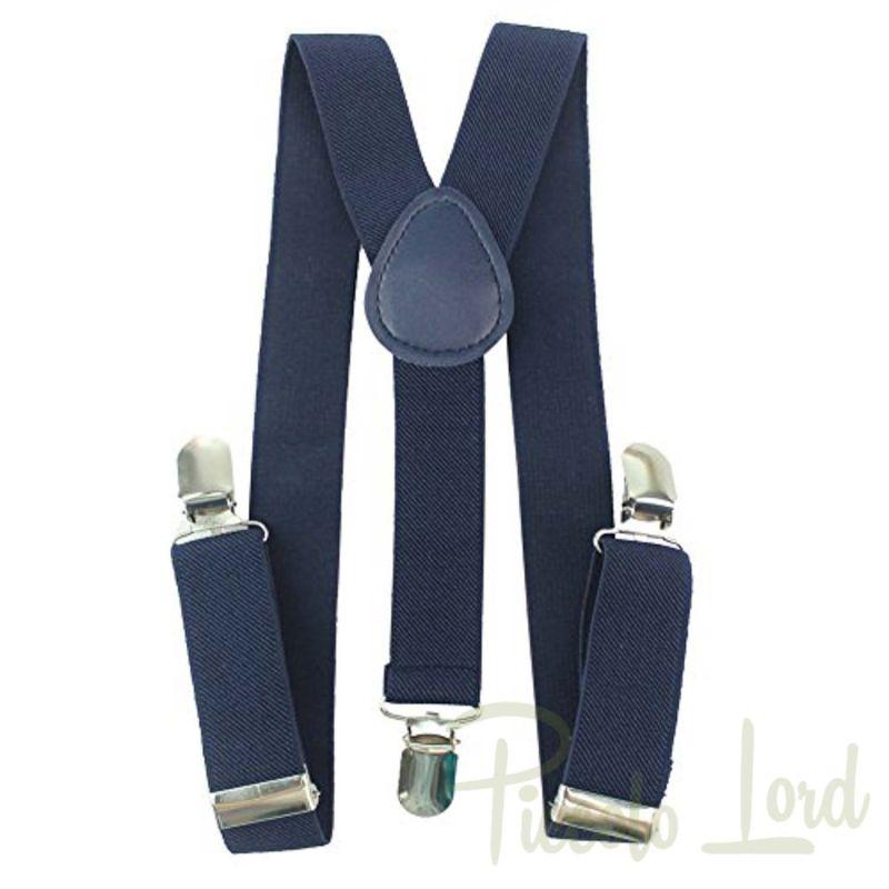 275644 Bretella blu Accessori per completare l'outfit