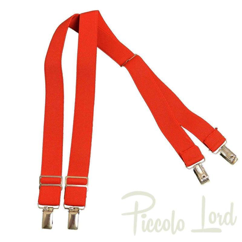 295651 Bretella rossa Accessori per completare l'outfit