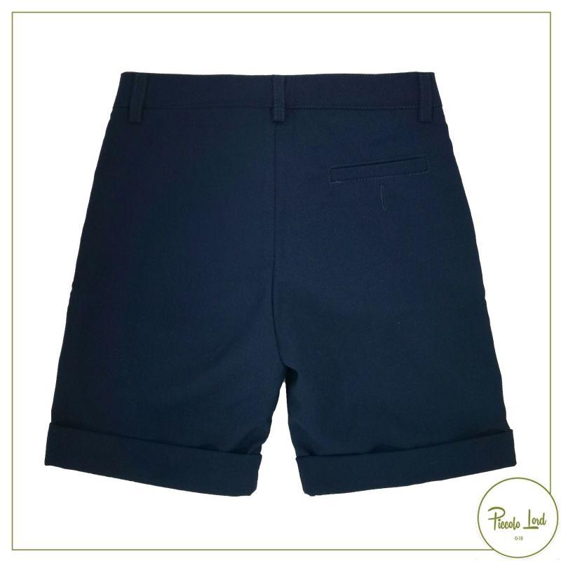Pantalone Alessandrini Blue Abbigliamento Bambini Primavera Estate 2021 1236P0950