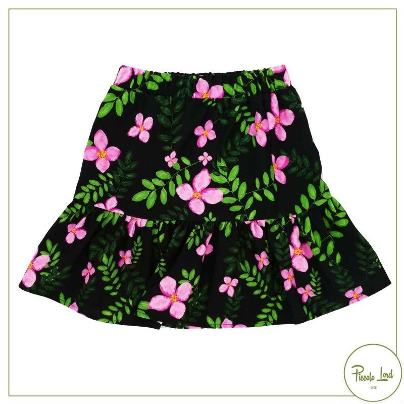 Gonna Tolerance F.Fiori Abbigliamento Bambini Primavera Estate 2021 K533/R
