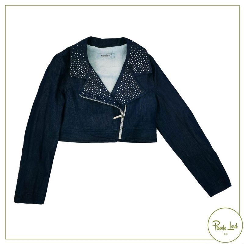 Giubbotto Miss Leod Jeans Abbigliamento Bambini Primavera Estate 2021 5607