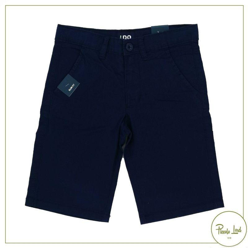 Bermuda iDO Navy Abbigliamento Bambini Primavera Estate 2021 42814