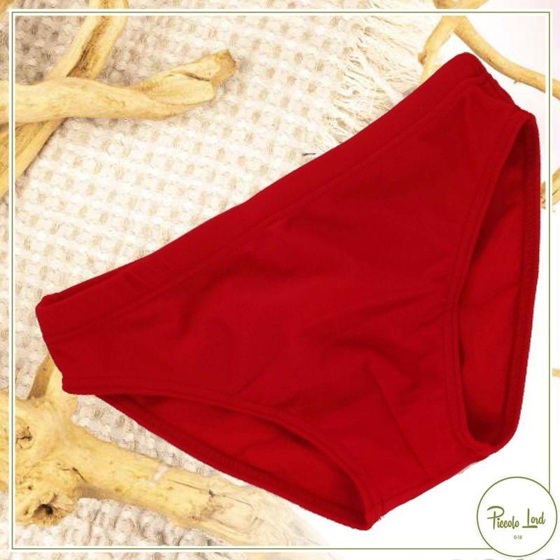 BSC03/21 Slip Azuè Rosso Abbigliamento Bambini Primavera Estate 2021 per completare l'outfit