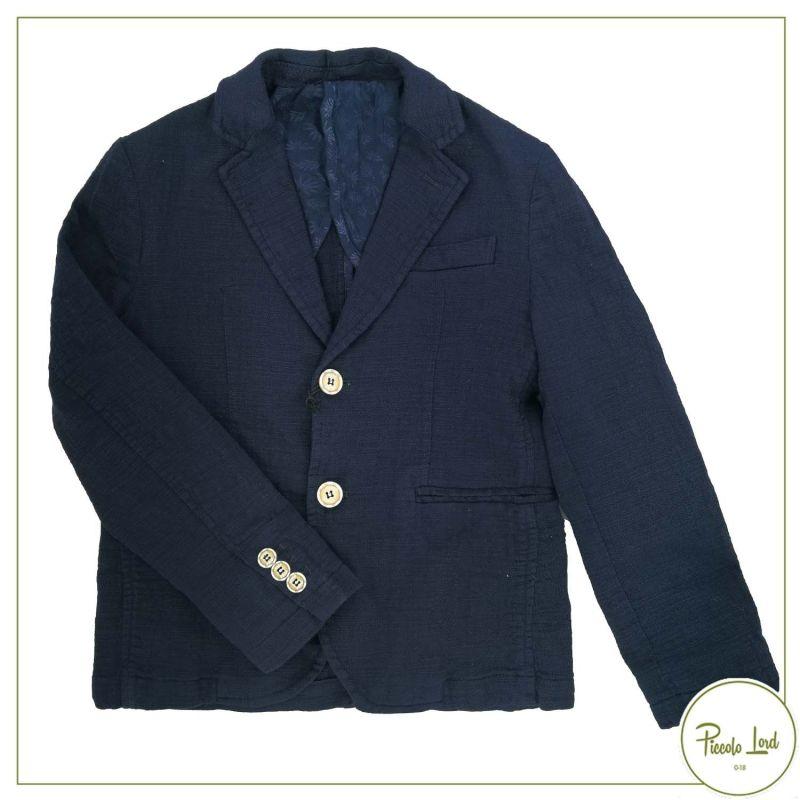 Giacca  Shakò Blu Abbigliamento Bambini Primavera Estate 2021 GSK0379J