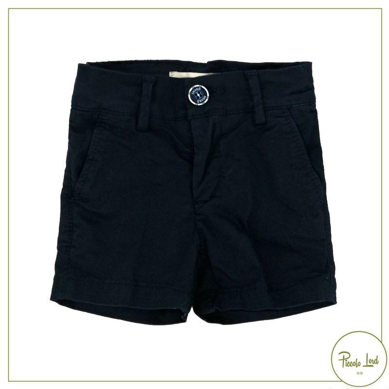 Bermuda Shakò Blu Abbigliamento Bambini Primavera Estate 2021 BSK0341N