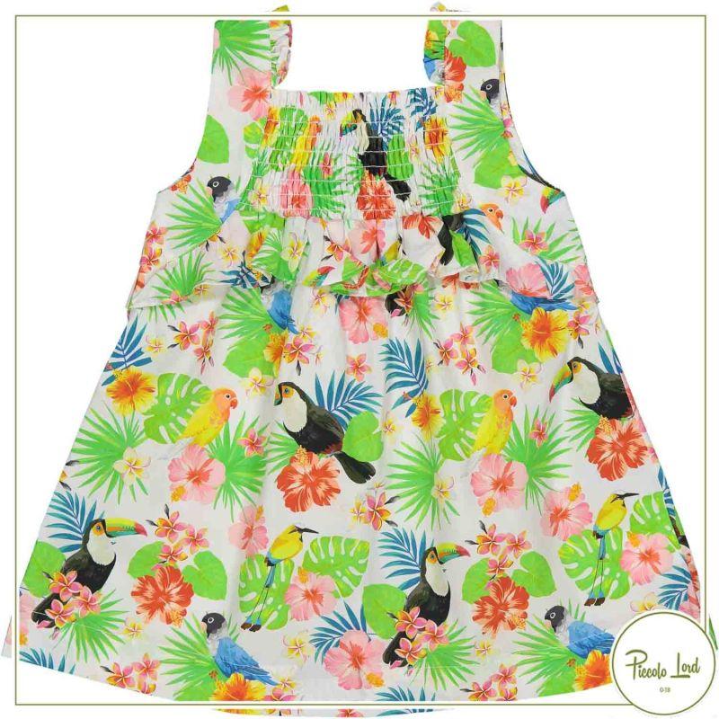 Abito Birba Fantasia Abbigliamento Bambini Primavera Estate 2021 25323