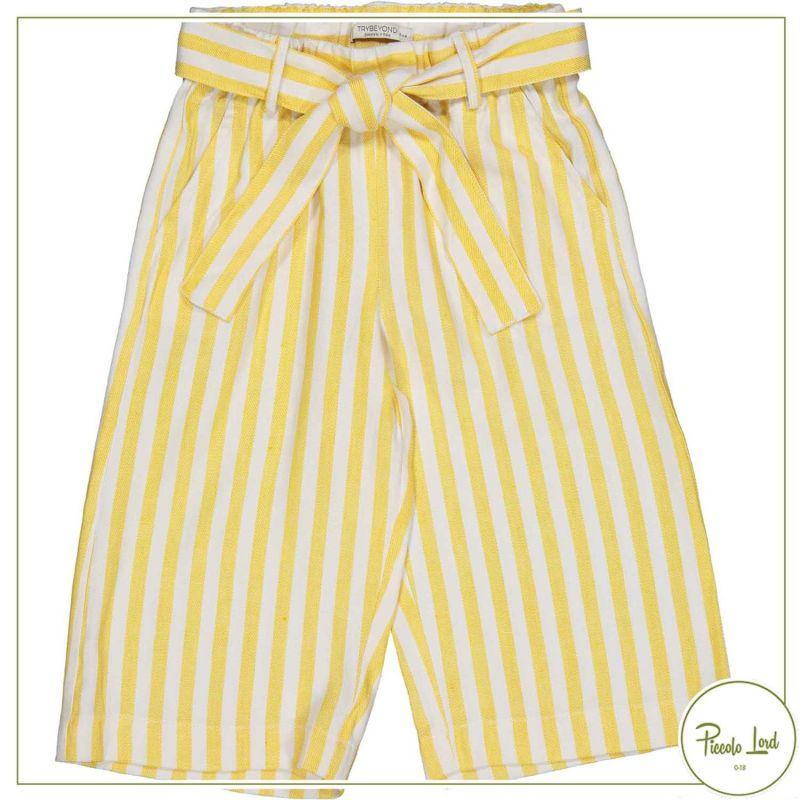 Pantalone Birba Rigato Abbigliamento Bambini Primavera Estate 2021 22187