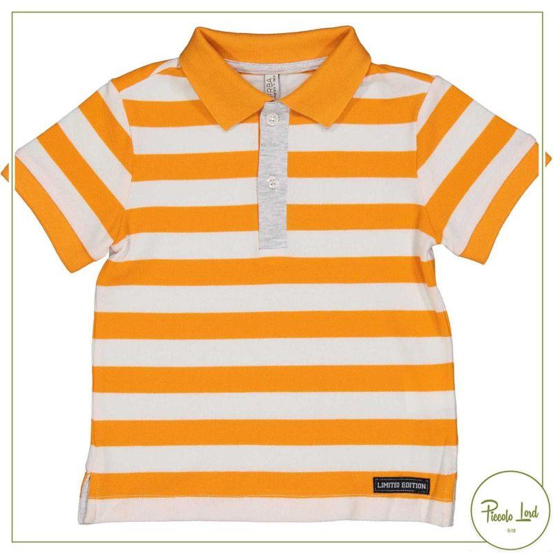 Polo Birba Rigato Abbigliamento Bambini Primavera Estate 2021 24808