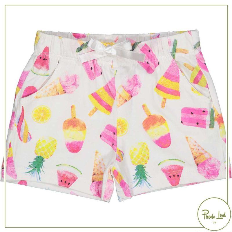 Short Birba Fantasia Abbigliamento Bambini Primavera Estate 2021 21010
