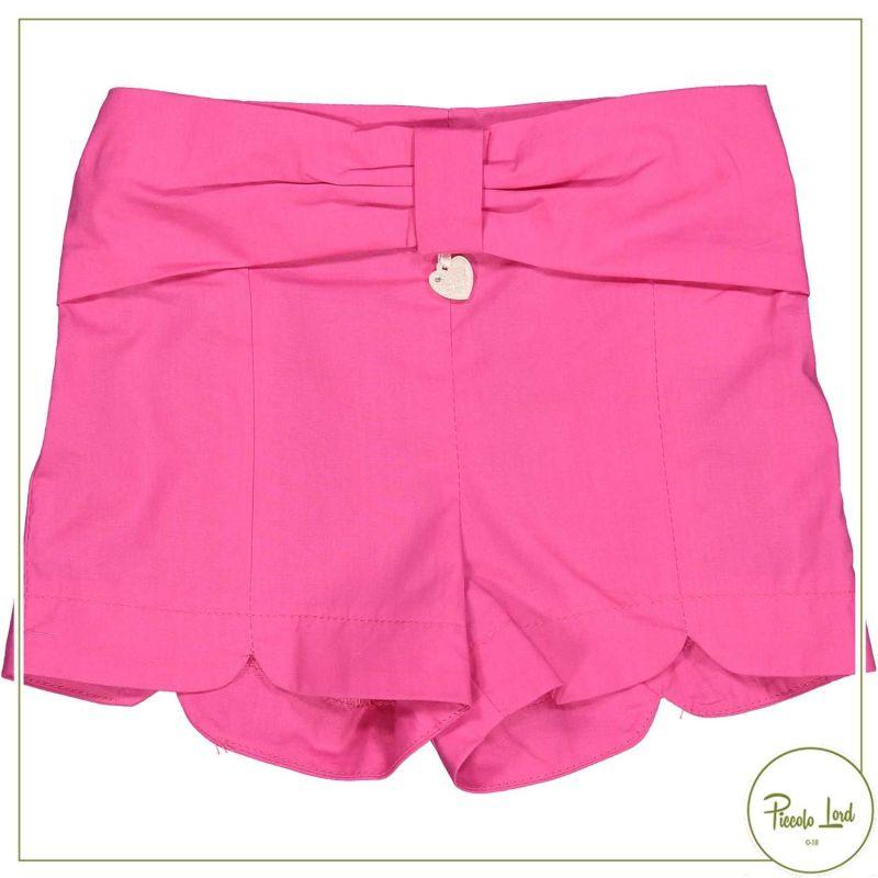 Short Birba Fuxia Abbigliamento Bambini Primavera Estate 2021 21023