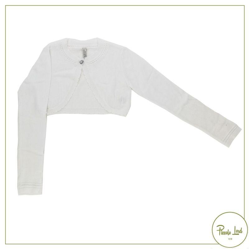 Coprispalle Birba Bianco Abbigliamento Bambini Primavera Estate 2021 26796
