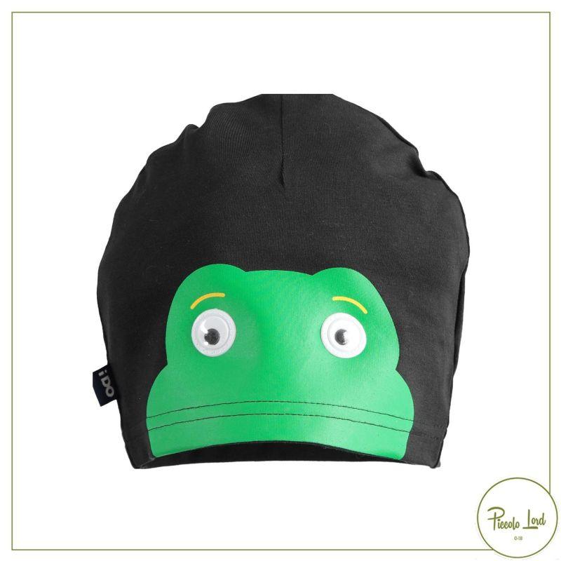 43063 Cappello iDO Nero Abbigliamento Bambini Autunno Inverno 2021 per completare l'outfit